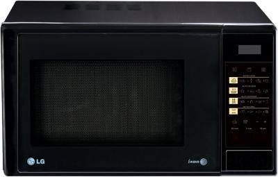 Микроволновая печь LG MH6342BB - общий вид