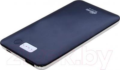 Портативное зарядное устройство Ritmix RPB-4001 Slim (черный) - общий вид