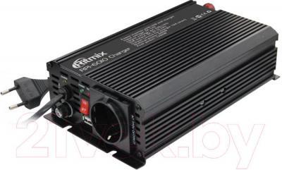 Автомобильный инвертор Ritmix RPI-6010 Charger - общий вид