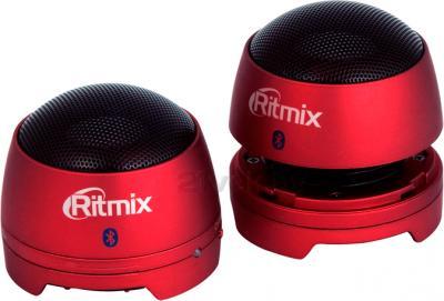 Портативные колонки Ritmix SP-2013BT (красный) - общий вид