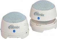 Портативные колонки Ritmix SP-2013BT (белый) -