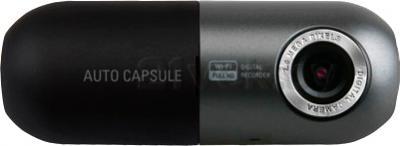 Автомобильный видеорегистратор Cowon AW1 (32GB, Silver) - фронтальный вид