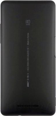 MP3-плеер Cowon IAUDIO 10 (16GB, Black) - задняя панель