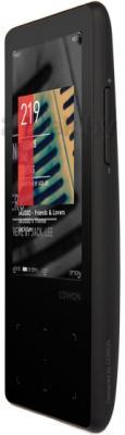 MP3-плеер Cowon IAUDIO 10 (8Gb, Black) - полубоком