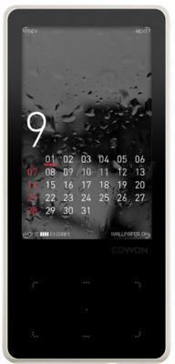 MP3-плеер Cowon IAUDIO 10 (8Gb, White) - общий вид