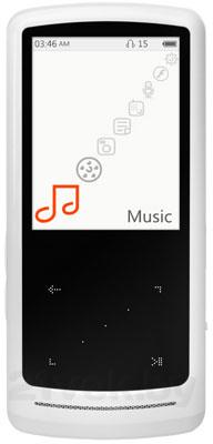 MP3-плеер Cowon IAUDIO 9+ (16GB, White) - общий вид