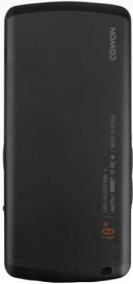 MP3-плеер Cowon IAUDIO 9+ (32GB, Black) - задняя панель