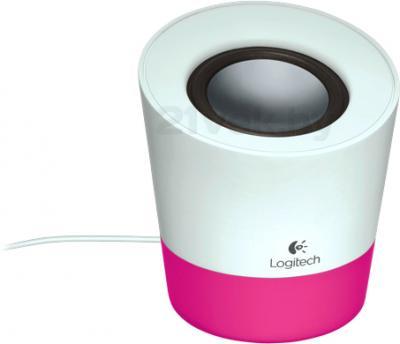 Мультимедиа акустика Logitech Z50 (980-000805) - общий вид