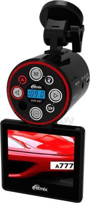 Автомобильный видеорегистратор Ritmix AVR-697T