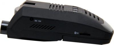Автомобильный видеорегистратор Ritmix AVR-990STR - вид сбоку