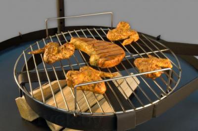 Гриль-барбекю Lappigrill LG-90 - решетка барбекю