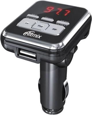 FM-модулятор Ritmix FMT-A953 - общий вид