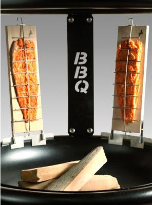 Гриль-барбекю Lappigrill LG-BBQ - набор для «томления» рыбы на огне