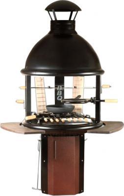Гриль-барбекю Lappigrill LG-BBQ - вид спереди