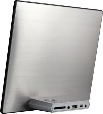 Цифровая фоторамка Ritmix RDF-UX97 - вид сзади