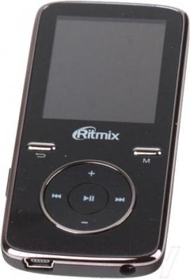 MP3-плеер Ritmix RF-4950 (16Gb, черный) - общий вид