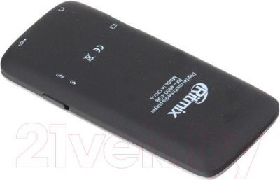MP3-плеер Ritmix RF-4950 (16Gb, черный) - вид сзади