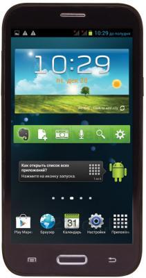Смартфон Ritmix RMP-530 - общий вид