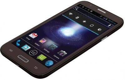 Смартфон Ritmix RMP-530 - вид лежа