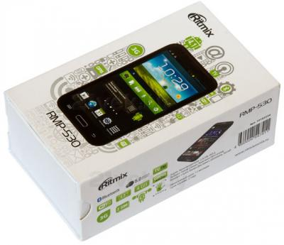 Смартфон Ritmix RMP-530 - упаковка
