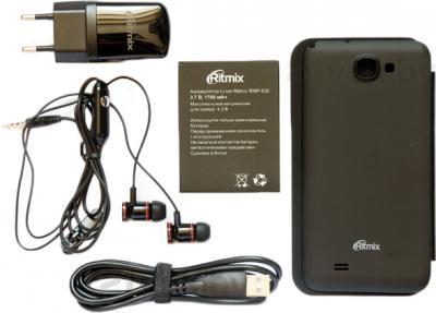 Смартфон Ritmix RMP-530 - весь комплект