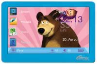 MP3-плеер Ritmix RP-450M HD (4Gb, синий) -