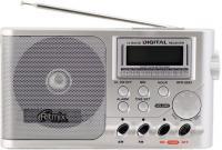 Радиоприемник Ritmix RPR-1380 (серебристый) -