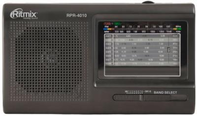 Радиоприемник Ritmix RPR-4010 - общий вид