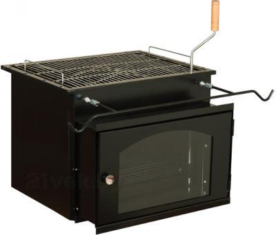 Гриль-барбекю Lappigrill LG-Box - общий вид
