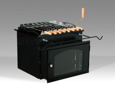 Гриль-барбекю Lappigrill LG-Box - набор для шашлыка