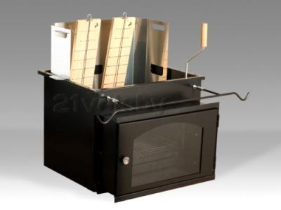Гриль-барбекю Lappigrill LG-Box - рыбный модуль