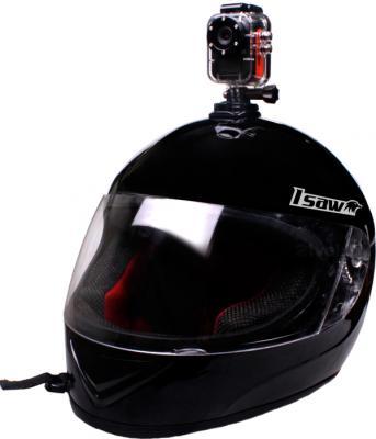 Экшн-камера ISAW A1 - на шлеме