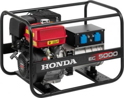 Бензиновый генератор Honda EC5000-K1GV - общий вид