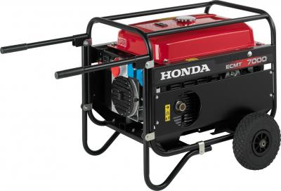 Бензиновый генератор Honda ECMT7000-K1GV - общий вид