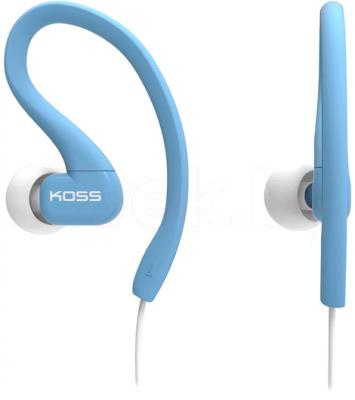 Наушники Koss KSC32 (синий) - общий вид