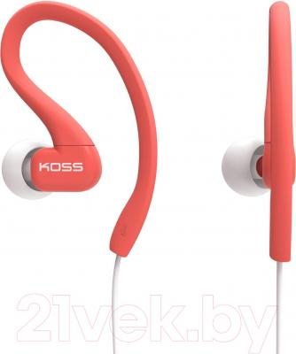 Наушники Koss KSC32 (Coral)