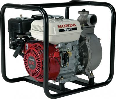 Бытовой насос Honda WB20XT2-DR-X-OH - общий вид