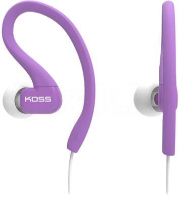 Наушники Koss KSC32 (фиолетовый) - общий вид