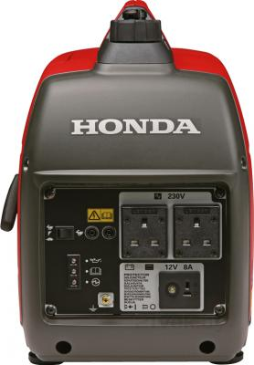 Бензиновый генератор Honda EU20iT1-GG3 - общий вид