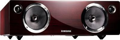 Портативная колонка Samsung DA-E750 (Wood) - вид сбоку