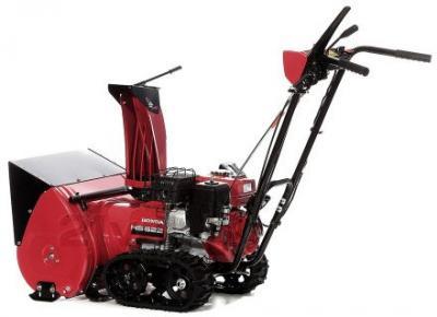 Снегоуборщик Honda HS 622 K1 HT - вид сбоку