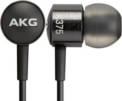 Наушники-гарнитура AKG K375 (Black) - общий вид