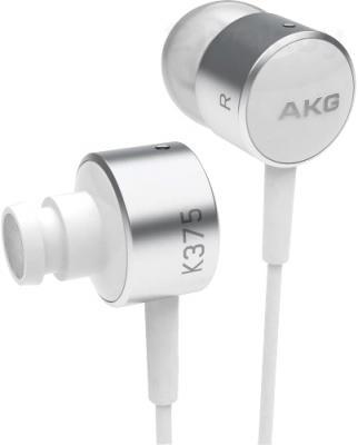 Наушники-гарнитура AKG K375 (White) - общий вид