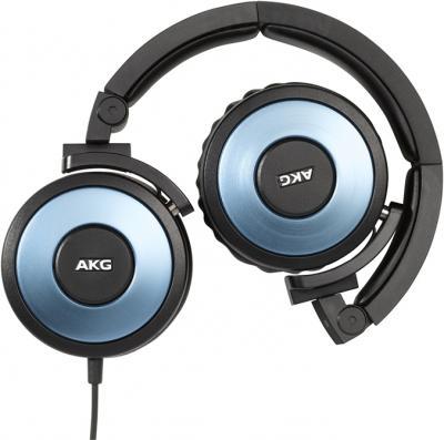 Наушники AKG K619 (синий) - общий вид