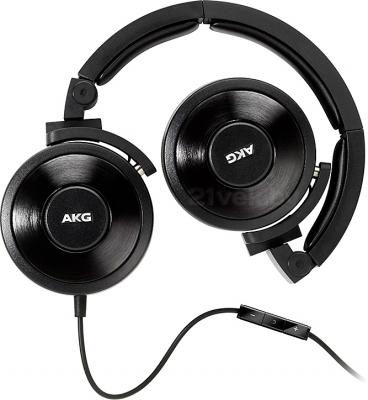 Наушники AKG K619DJ (Black) - общий вид