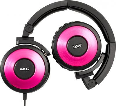 Наушники AKG K619 (Pink) - общий вид