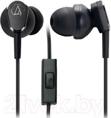 Наушники-гарнитура Audio-Technica ATH-ANC33iS - общий вид