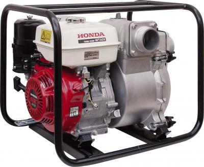 Бытовой насос Honda WT30XK4-DE - общий вид