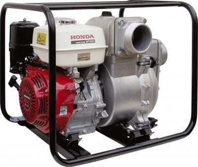Бытовой насос Honda WT40XK3-DE - общий вид