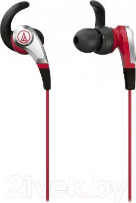 Наушники Audio-Technica ATH-CKX5 (Red) - общий вид